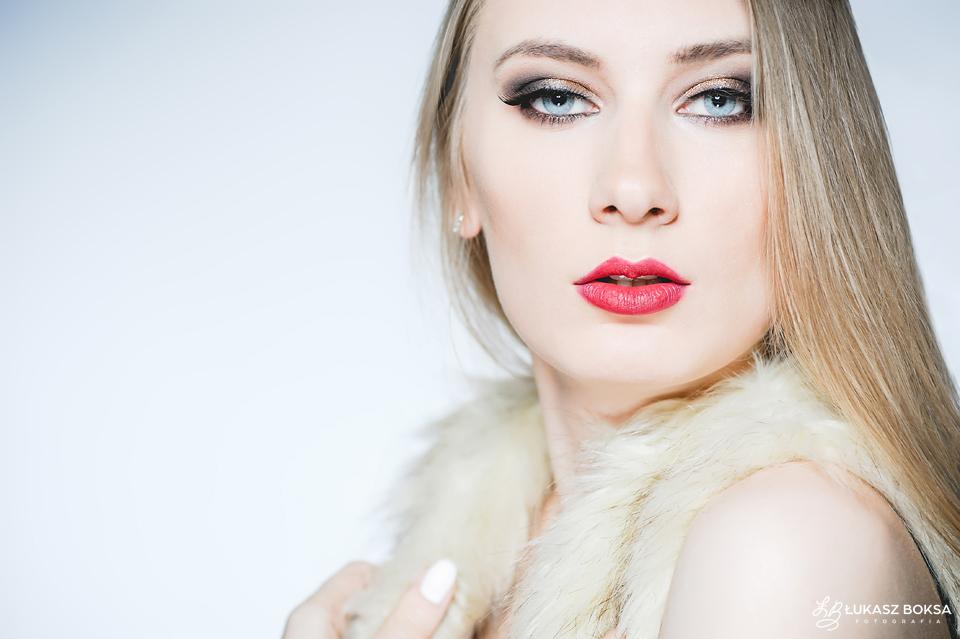 Sesja studyjna – Angelika